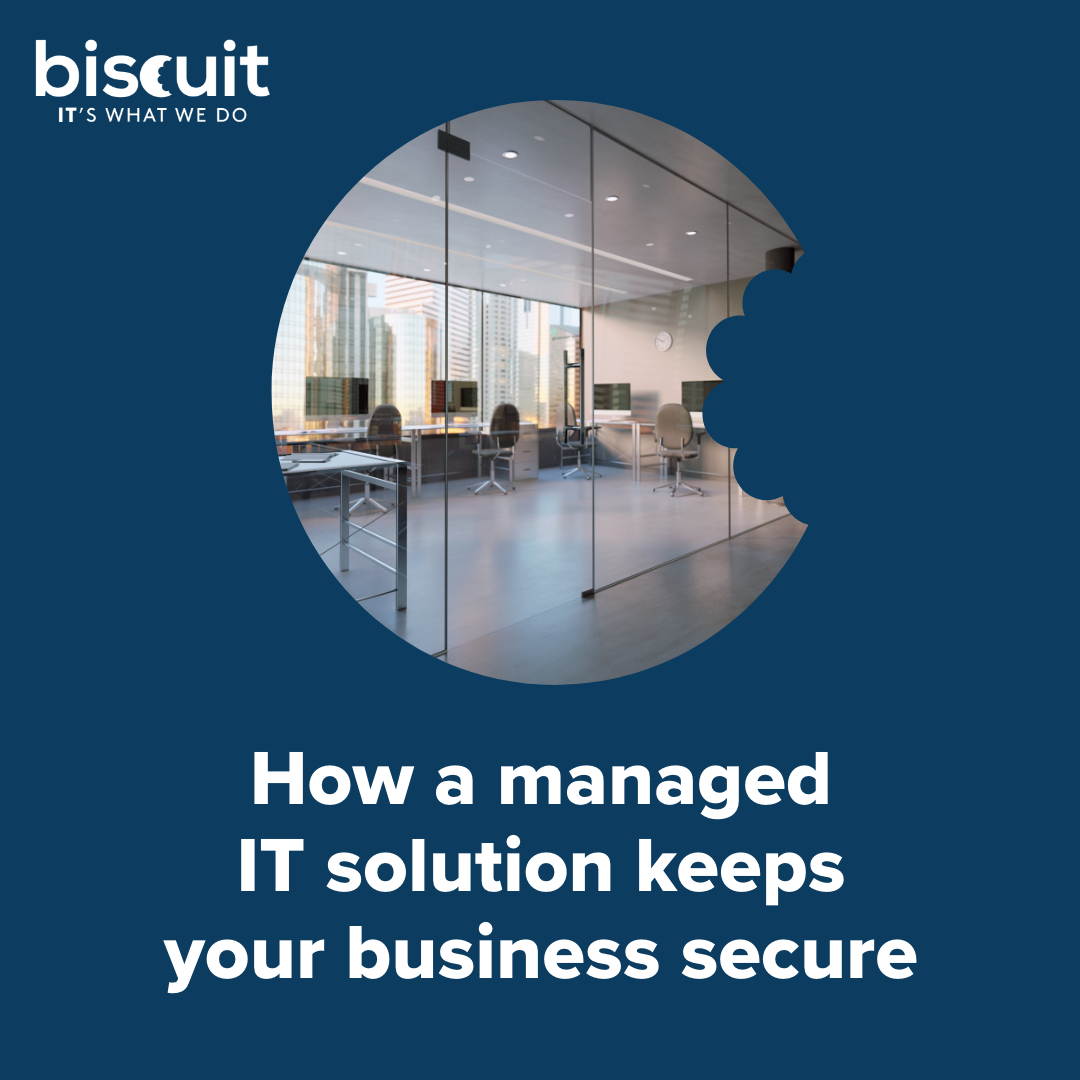 Managed It security blog